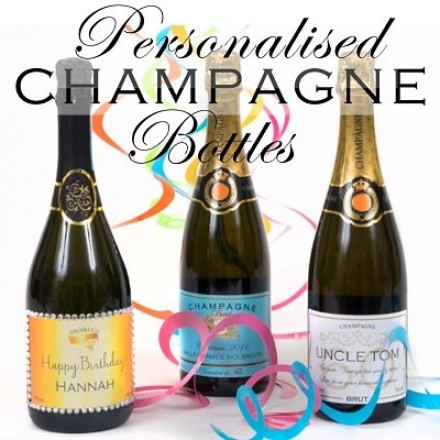 Personalised Champagne and Gifts